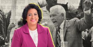 Cristina Lizardo, en el 58 aniversario del golpe de Estado a Bosch, recuerda que este le dio sentido a la democracia