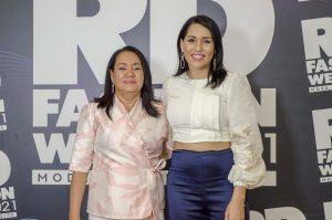 Lorenny Solano demuestra en RD Fashion Week que es Imparable