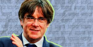 Puigdemont dice que Sánchez solo dialoga con quien le apoya en el Parlamento