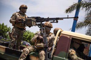 Secuestradas más de 40 personas por desconocidos en el centro de Mali