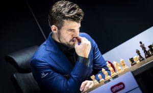 Carlsen le ajusta las cuentas a Duda el primer día de la final