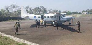 Guatemala decomisa 515 kilos de cocaína y captura a supuesto narcotraficante
