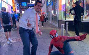 "Omar Fernández: ""Spider-Man me planteó despatillarme como él, pero… tú supiste'"""