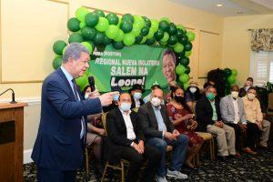 """Leonel asegura RD lo que requiere es respetar la Constitución, """"no cambiarla"""""""