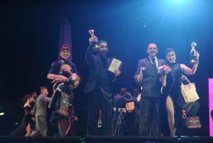 Dos parejas bonaerenses triunfan en el Mundial de Tango de Buenos Aires