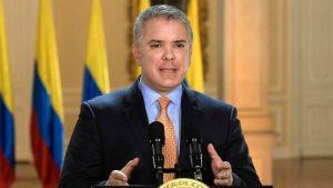 """Presidente Duque dice caída de """"Otoniel"""", el mayor golpe al narcotráfico desde Escobar"""