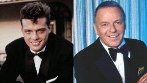 Luis Miguel y Frank Sinatra coincidieron con una canción