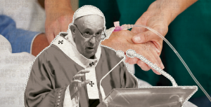 """El papa crítica la """"eutanasia encubierta"""" contra los ancianos"""