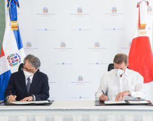 MIREX firma de Canje de Notas Diplomáticas sobre cooperación reembolsable