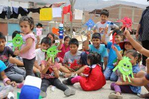 OMS dice 10 mil niños fallecen cada año a causa de diarrea en Latinoamérica