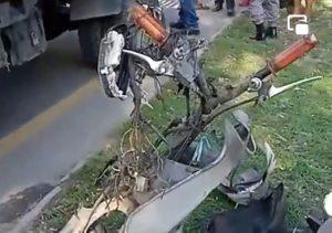 Identifican mujer que falleció en accidente en La Romana