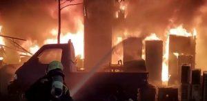 Detenida principal sospechosa por incendio que mató a 46 personas en Taiwán