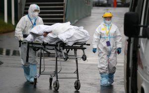 Rusia supera el millar de muertos de covid-19 en un día