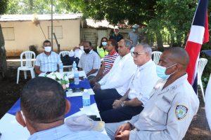 Desarrollo Fronterizo pone en marcha varias obras en Dajabón para beneficiar a sus habitantes
