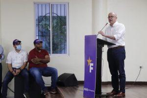 """Domínguez Brito: Bahoruco es provincia """"golpeada por malas decisiones del Gobierno contra los pobres"""""""