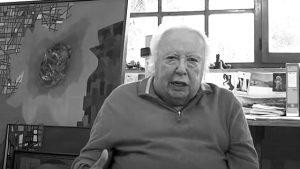 Muere el pintor Achille Perilli, maestro del arte abstracto italiano