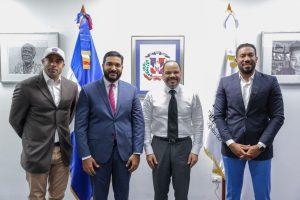 ADODEP y Defensor del Pueblo sostienen acercamiento que procura garantizar el derecho al deporte