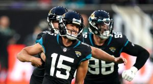 (VIDEO) Wright anota gol de campo y Jaguars rompen racha de 20 derrotas