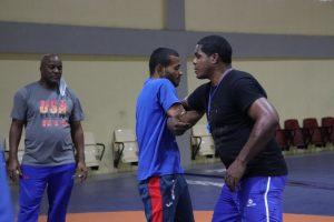 Federación de Lucha busca producir nueva camada de atletas con cursos técnicos