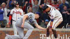 Dodgers-Bravos: Lo esencial de cara al segundo juego de la Serie de Campeonato de la Nacional
