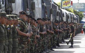 Ejército de Nicaragua desplegará 15.000 efectivos para resguardar elecciones