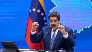 """Maduro acusa a EEUU de dar una """"puñalada mortal"""" al diálogo por caso de Saab"""