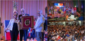 Feria Cultural y XII del Libro Dominicano concluye exitosamente anunciando reapertura de CODOCUL, con reconocimientos