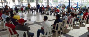 El PLD se prepara para acto de juramentación de nuevos miembros en La Vega