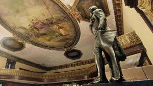 Ayuntamiento de Nueva York sacará estatua de Jefferson pero no sabe adónde