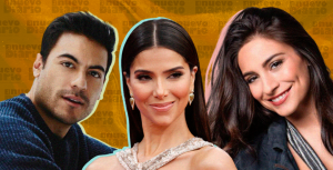 Carlos Rivera, Ana Brenda y Roselyn Sánchez presentarán los Latin Grammy