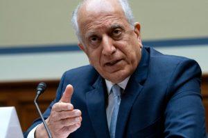 Enviado de EEUU para Afganistán sale del cargo tras caótica retirada del país