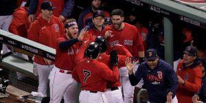 Ofensiva de Boston está a un nivel inédito