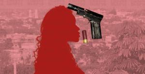 PN apresa una mujer acusada de intentar matar a su pareja con arma casera en Santiago
