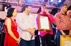 (VIDEO) Alcaldía de Higüey rinde homenaje póstumo al merenguero Jhonny Ventura