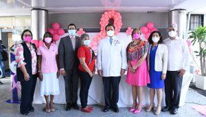 Ministerio de Salud Pública conmemora Día Internacional de Prevención del Cáncer de Mama