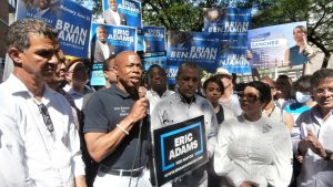 Eric Adams visitará República Dominicana y Puerto Rico inmediatamente después de las elecciones