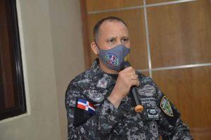 Destacan labor del coronel Contreras Ruiz en comandancia de La Vega