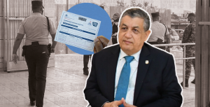 """Gustavo Sánchez: """"Obligación de presentar tarjeta de vacunación de covid-19 no está contemplada en la ley"""""""