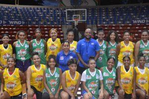 Indias Club San Vicente debutarán este miércoles en básket femenino nacional Fedoclubes