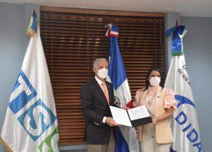 TSS y DIDA firman acuerdo de colaboración para trabajar juntas a favor de afiliados SDSS