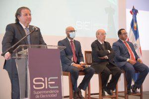 Superintendencia de Electricidad realiza seminario y lanza Monitor en Línea SIE