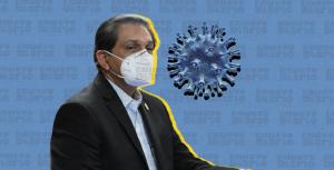Salud Pública notifica 464 contagios de coronavirus y dos muertes