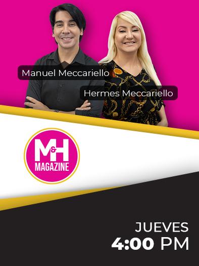 Manuel & Hermes Magazine