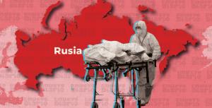 Rusia notifica 37.141 casos de covid y 1.064 muertes, nuevos máximos