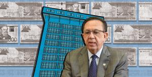 Gobernador del Banco Central: La economía dominicana creció 12.7 % entre enero y septiembre