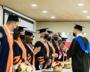 UAPA celebra su graduación con 1,226 nuevos profesionales