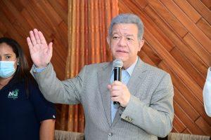 Leonel realizará mañana varias juramentaciones en  San Cristóbal; 1,500 ingresarían a Fuerza del Pueblo