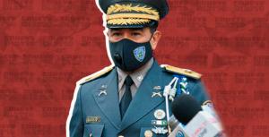 Director de la Policía advierte que no tolerará transgresiones a las normas de disciplina