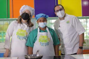 Nestlé celebra el Día Internacional del Chef con taller interactivo
