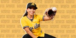 Águilas Cibaeñas seleccionan a Laura Amelia Fermín Genao como madrina 2021-2022